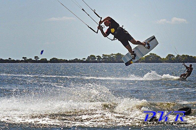 Kitesurfing Freestyle S Bend Pro Kitesurf Roma 1