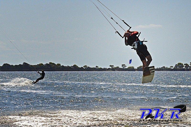 Kitesurfing Freestyle S Bend Pro Kitesurf Roma 2