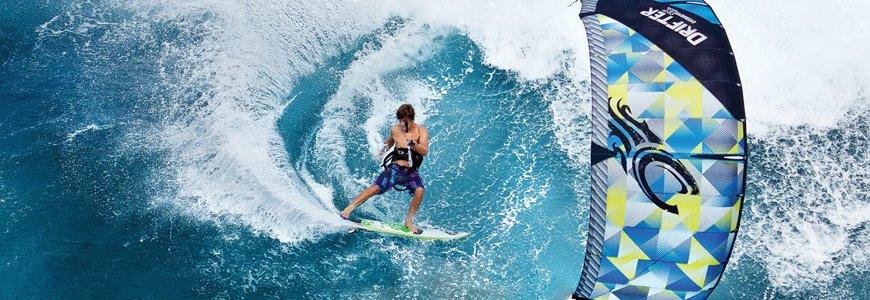 Cabrinha Kite Surf Pro, Kitesurfing Wave