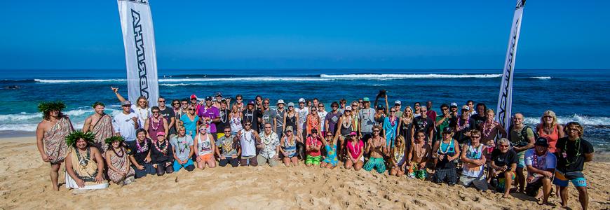 Ho'okipa Beach Cerimoni d'apertura KSP 2013