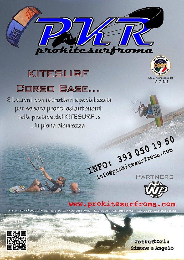 Volantino corsi kite 2014