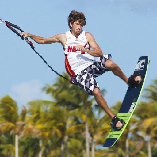 Ryan Osmond kitesurf pro roma