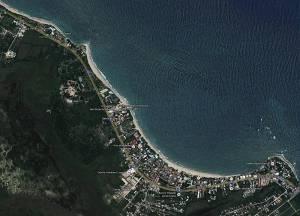 Cabarete Google Map pro kitesurf roma