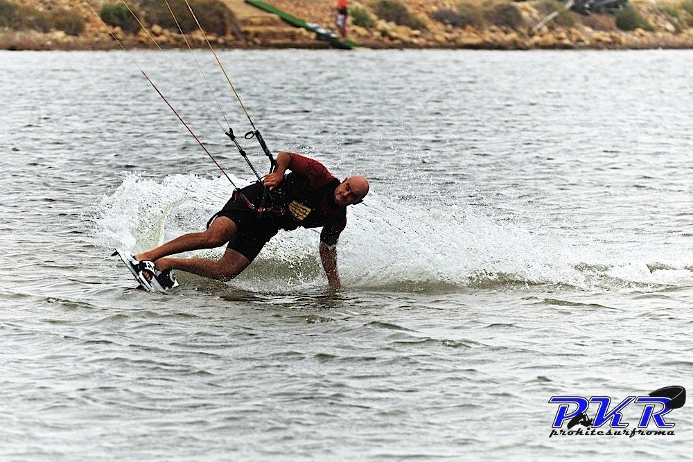 strambata kitesurf kiteboard kiteboarding