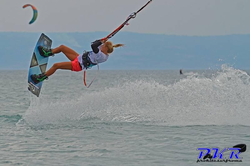 Brand Positioning: Kitesurfing