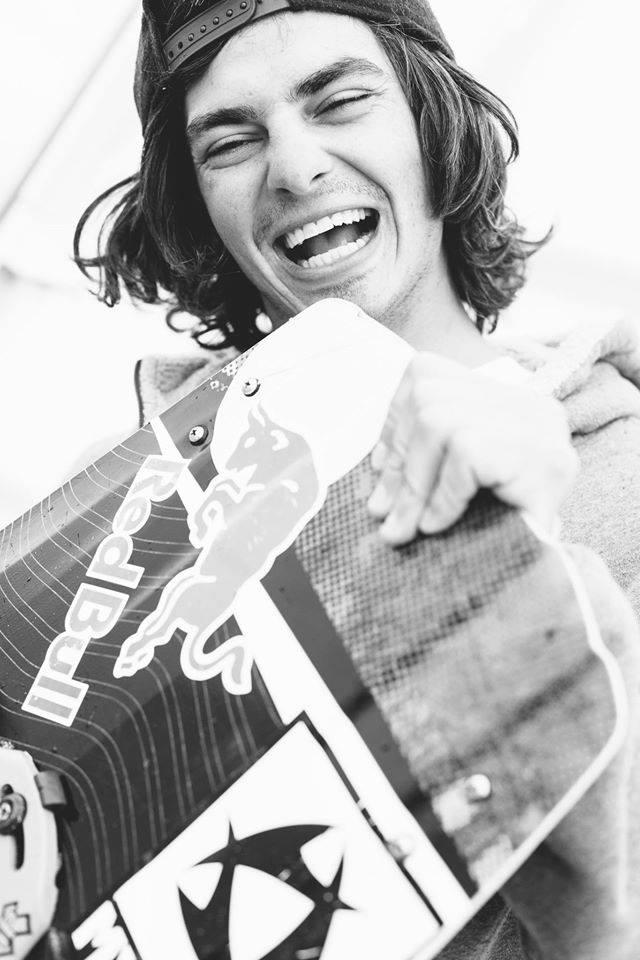 Christophe Tack pro kitesurf roma 19