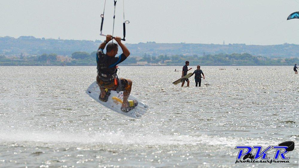 Corso base kitesurf kite surf