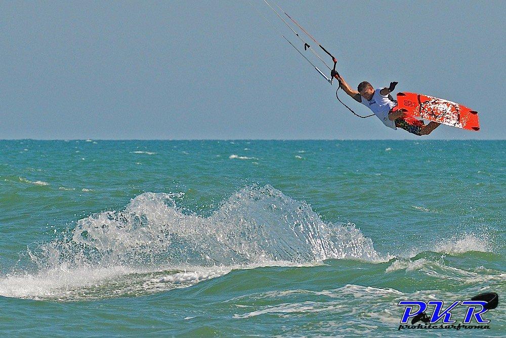 Sergio Santamaria Kitesurf Freestyle 09