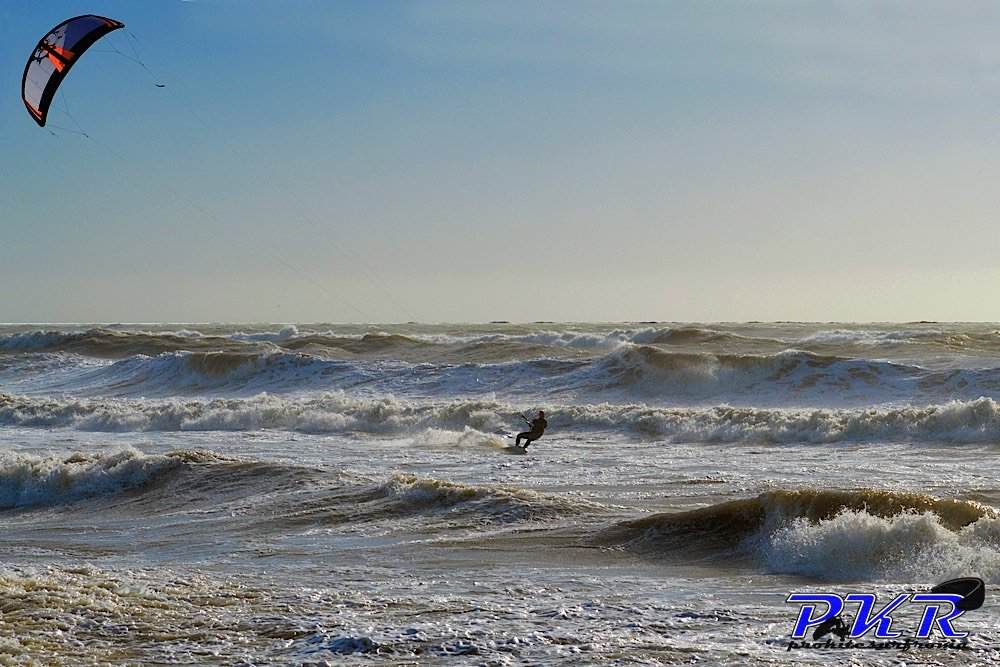 Kitesurf estremo extreme kiteboarding