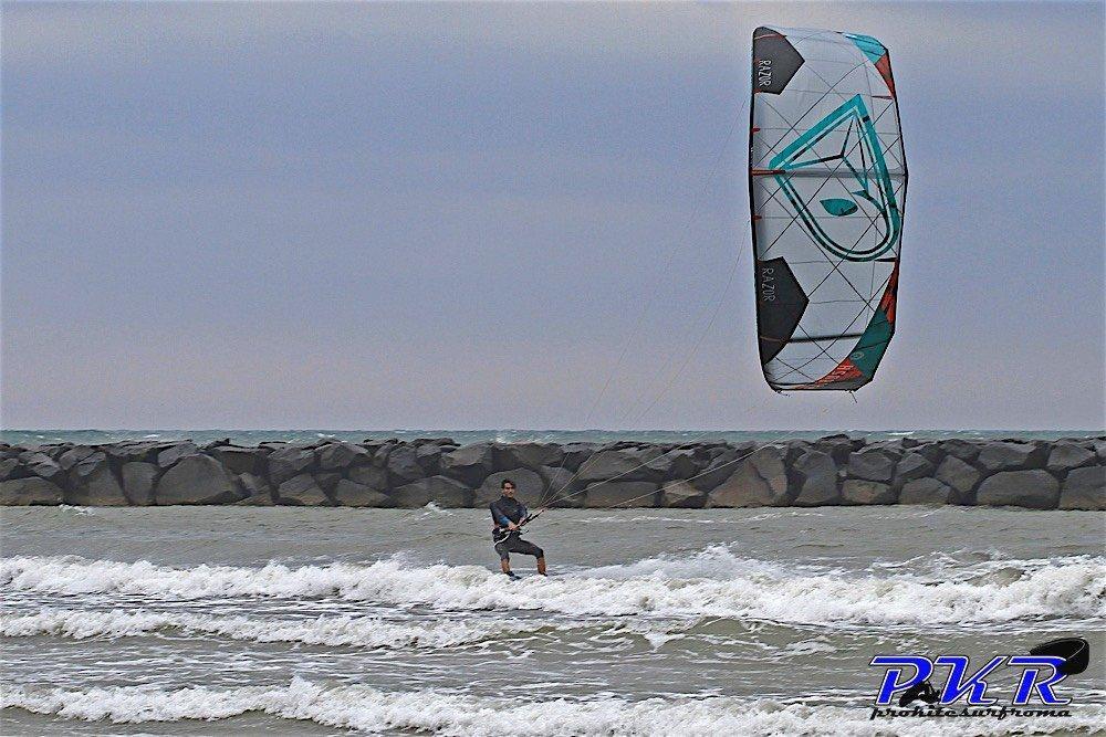 Emanuele Minutello kitesurf roma 03
