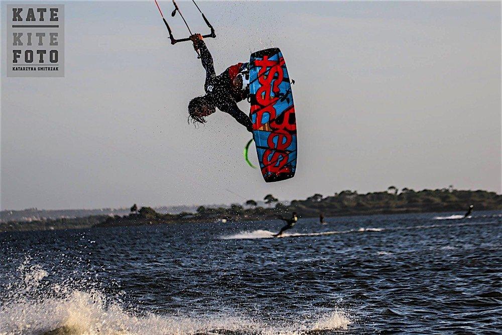andrea ragazzoni kite surf