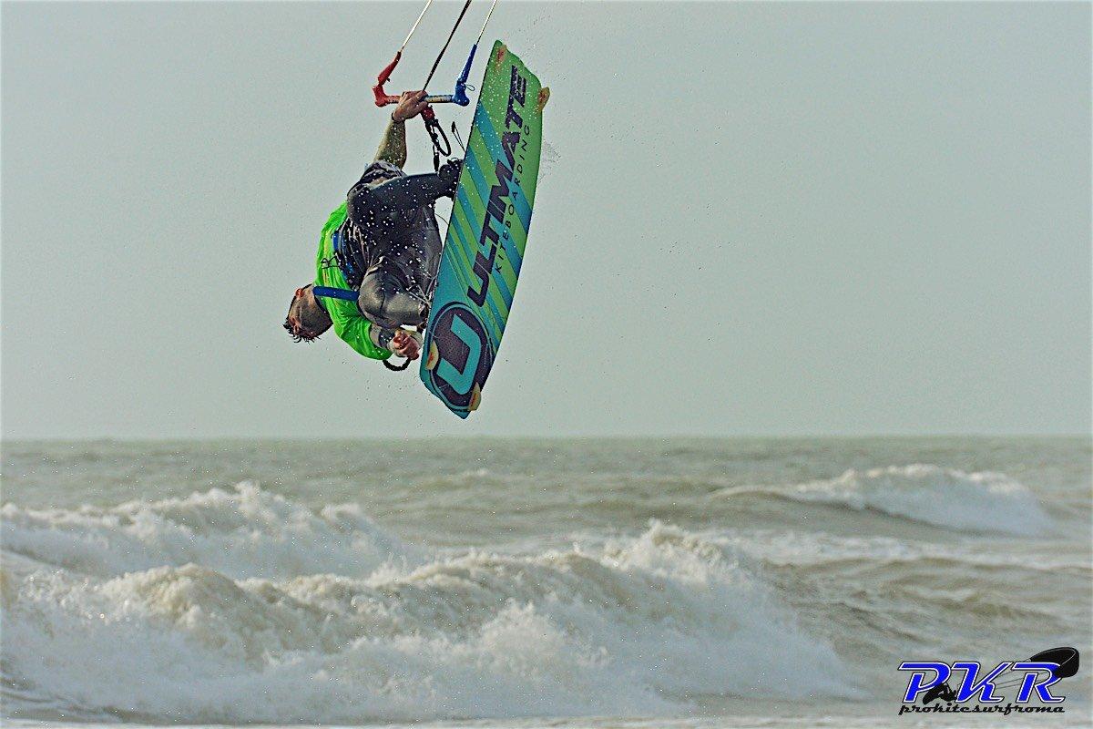 dario fidenzi kite surf