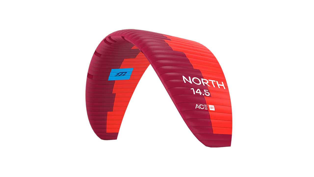 North kiteboarding ace 2017
