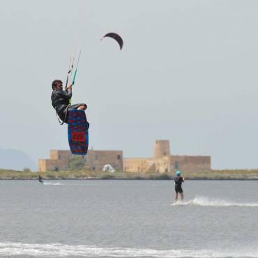 Kite Camp Stagnone 17-20 Giugno 2017 | Lezioni Avanzate di Kitesurf in super sconto