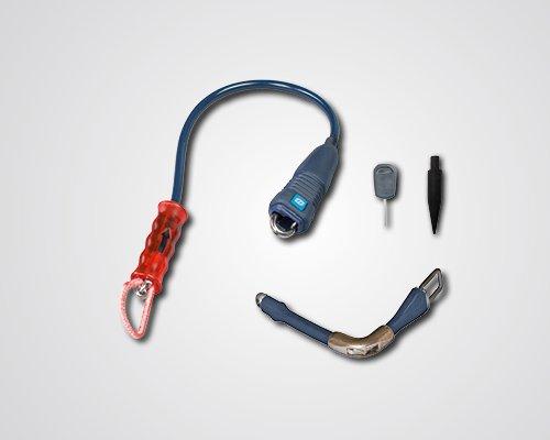 Click Bar North rope harness kit