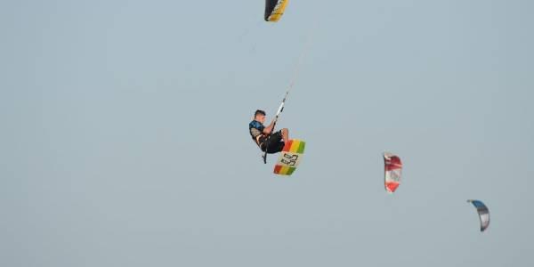 Pro Kitesurf Roma Kite Camp Berenice Simone Lori Big Jump 2141