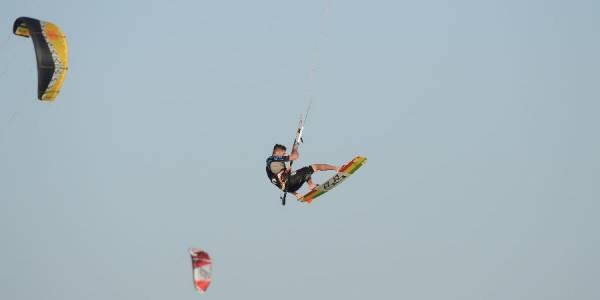 Pro Kitesurf Roma Kite Camp Berenice Simone Lori Big Jump 2143