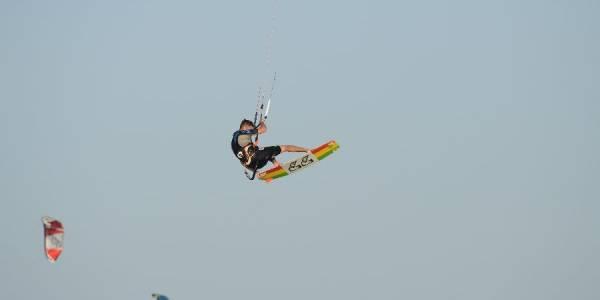 Pro Kitesurf Roma Kite Camp Berenice Simone Lori Big Jump 2144