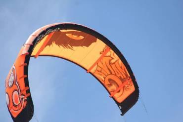 "Wainman Hawaii ed il nuovo kite ""MANIA C"""