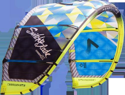 Cabrinha Switchblade 2014 Kite Pro Kitesurf Roma 01