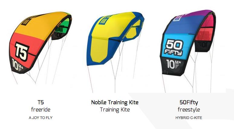 Kite Nobile 2014