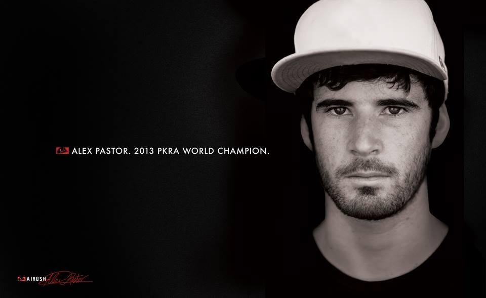 Alex Pastor campione del mondo PKRA 2013