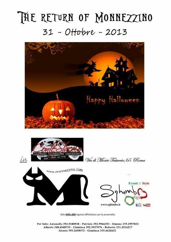 Halloween pro Kitesurf Roma
