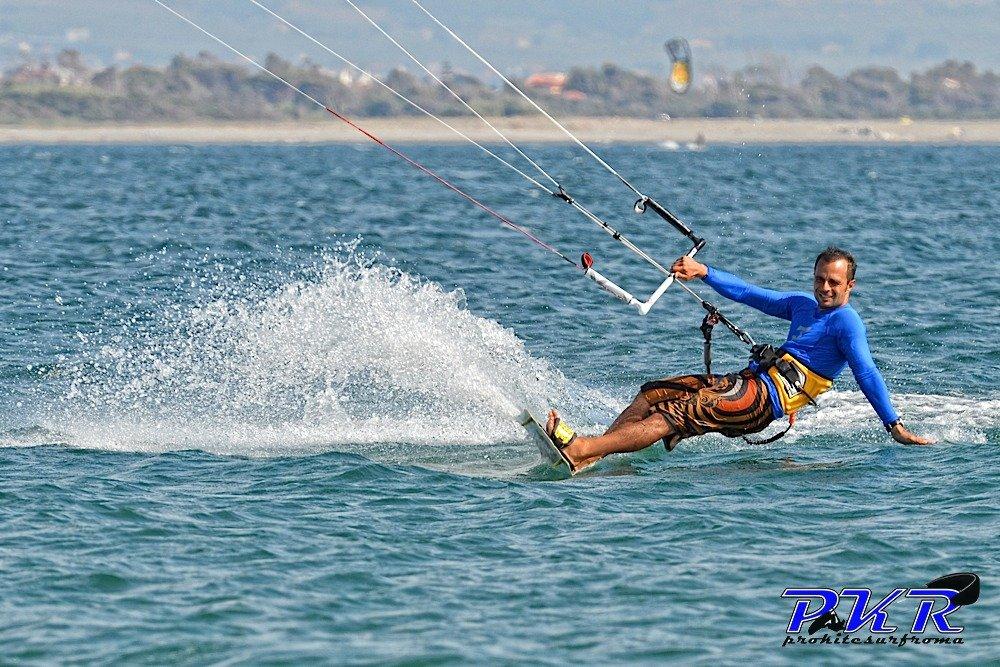Pro Kitesurf Roma kitesurfing freestyle e wave