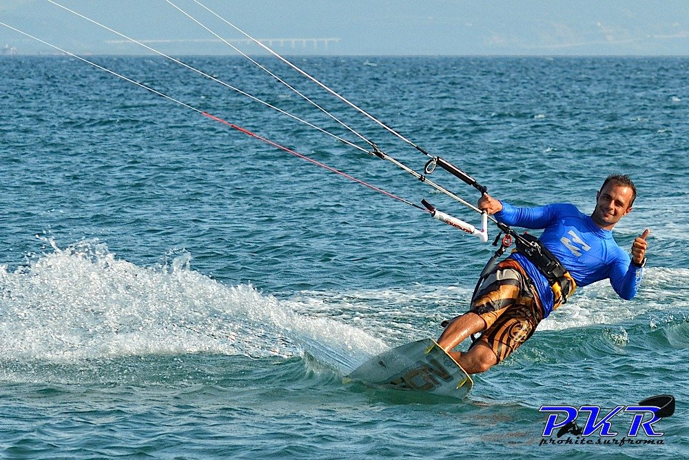 Pro Kitesurf Roma Scuola kiteboard italia