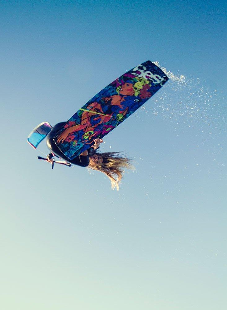 Hannah Whiteley pro kitesurf roma03