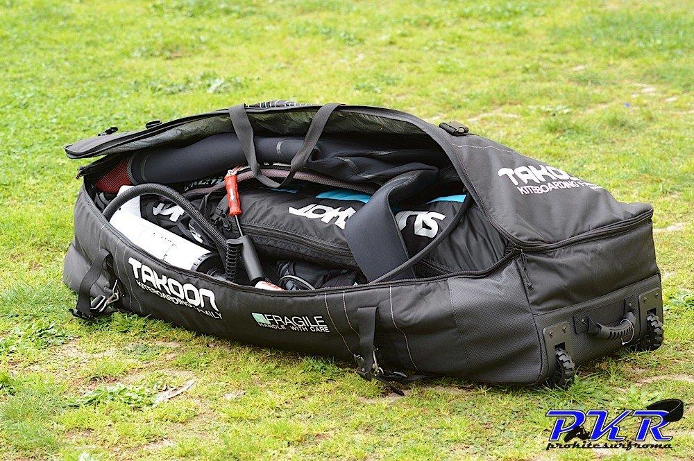 Sacca kitesurf takoon kiteboard bag test e caratteristiche prova - Sacca per tavola sup ...