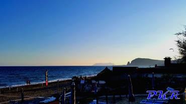 Salto di Fondi, kite surfing spot per l'estate