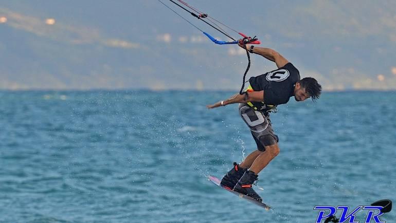 Kitesurf Tour Europe, inizia la tappa Gizzeria Lido