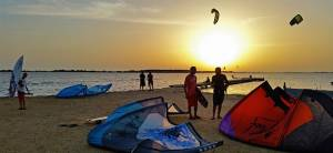 kite camp stagnone 2014