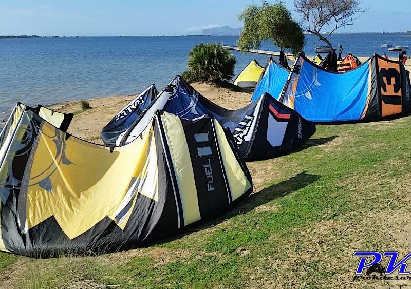 stagnone sicilia kite surf