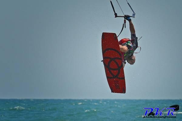 Sergio Santamaria Kitesurf Freestyle 07