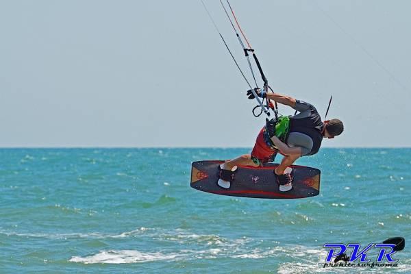 Sergio Santamaria Kitesurf Freestyle 08