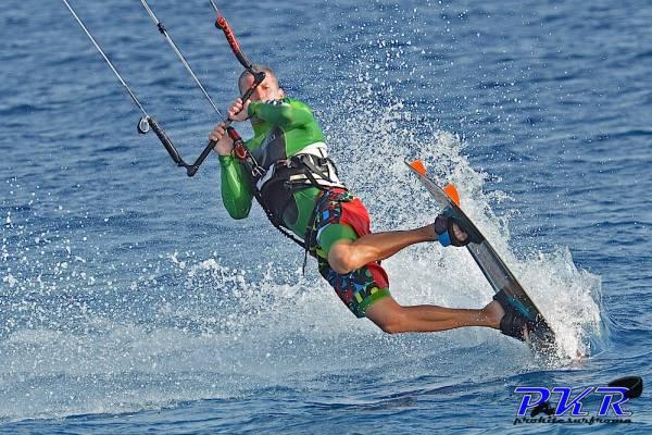 Sergio Santamaria Kitesurf Freestyle 10