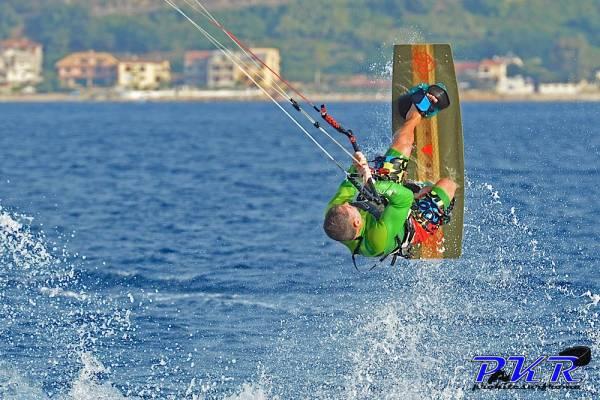 Sergio Santamaria Kitesurf Freestyle 11