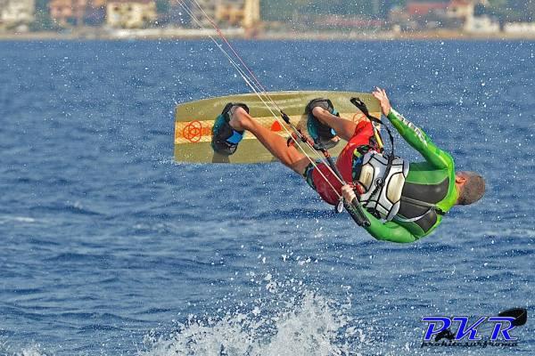 Sergio Santamaria Kitesurf Freestyle 13