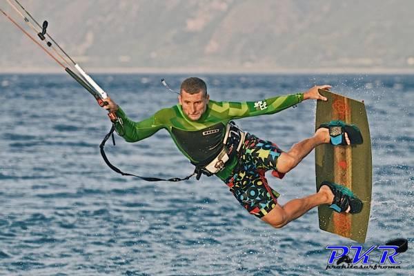 Sergio Santamaria Kitesurf Freestyle 14