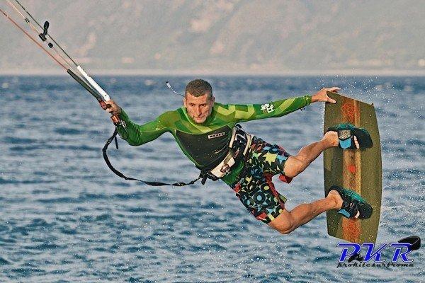 Test, prova, impressioni: OSSO 70 twin tip kiteboard