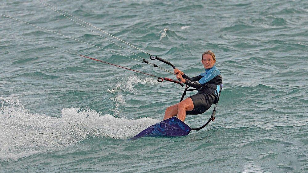 Kitesurf PKR Kite surfing
