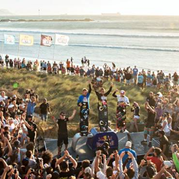 Tutto pronto per il RedBull King of the Air 2015