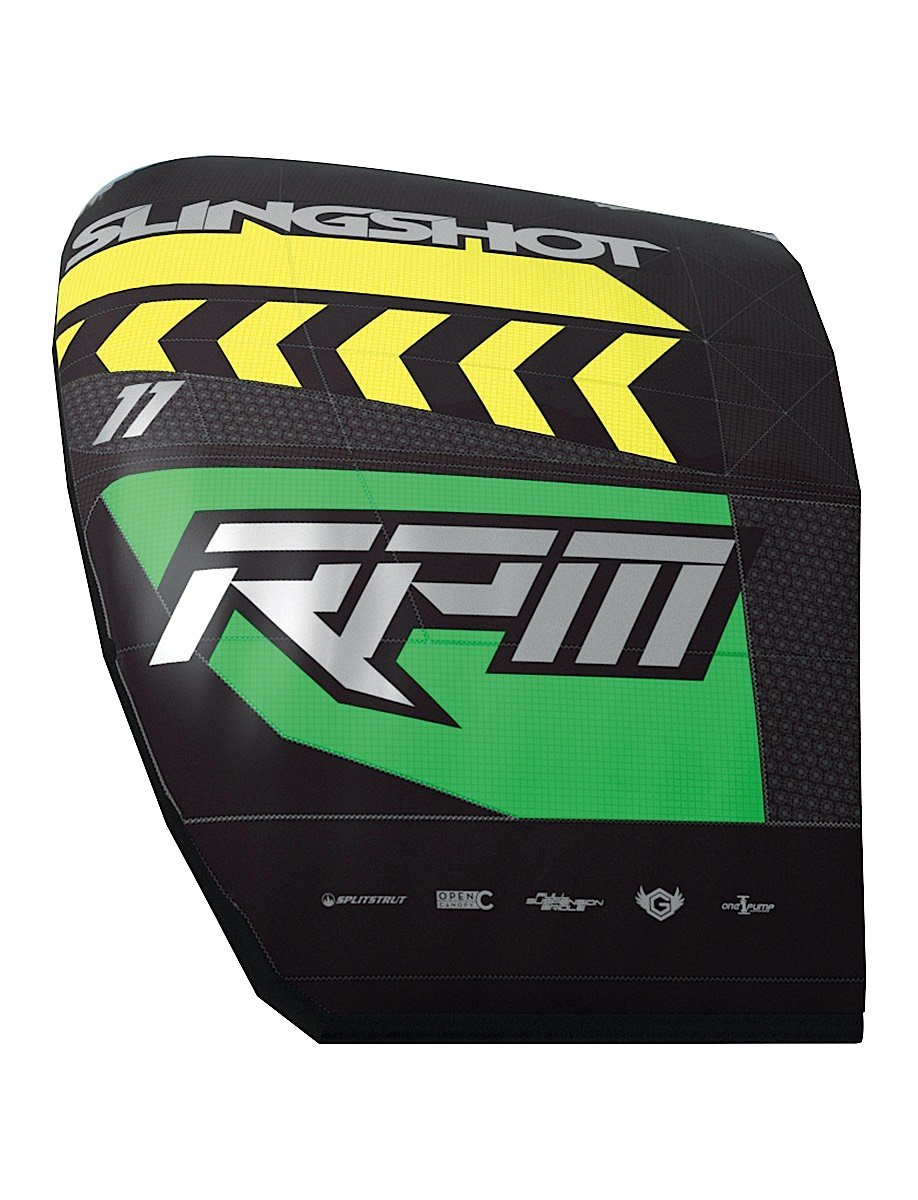 Il nuovo Slingshot RPM 2015 – Freestyle Kite