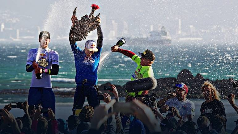 Mystic presenta: RedBull King of the Air 2015 – Video