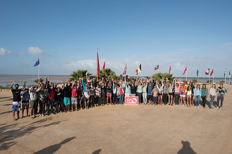 DAKHLA 2015 Virgin Kitesurf World Champion
