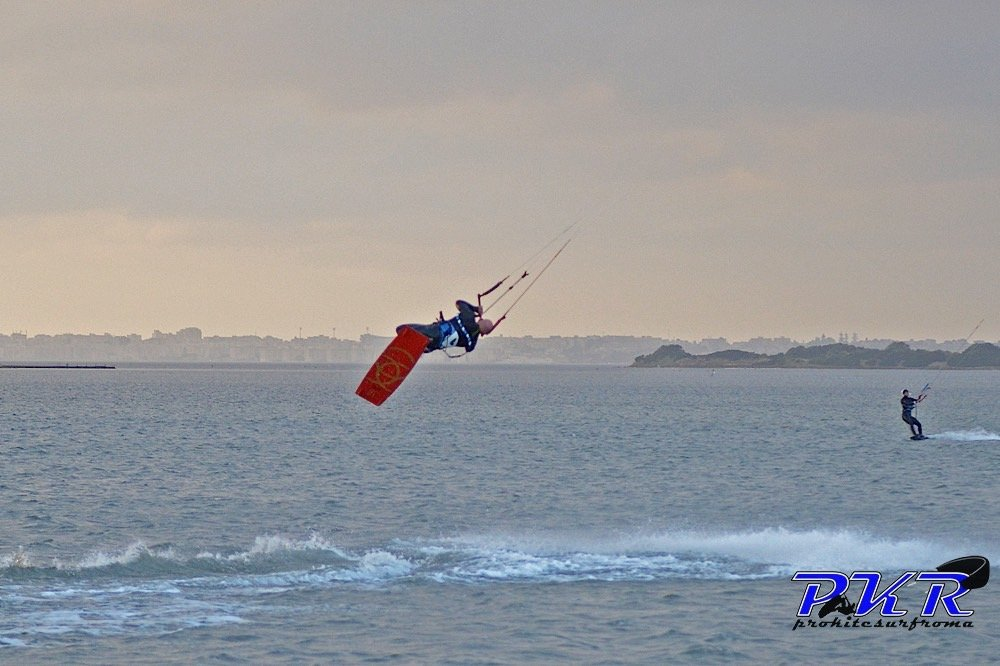Kite Camp Laguna dello Stagnone – primo giorno