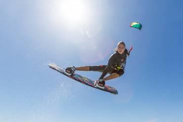 HANNAH WHITELEY ottimo risultato al VKWC Dakhla, Marocco