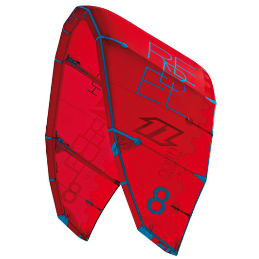 Rebel 2015 North Kiteboarding: Puro Kite Freeride